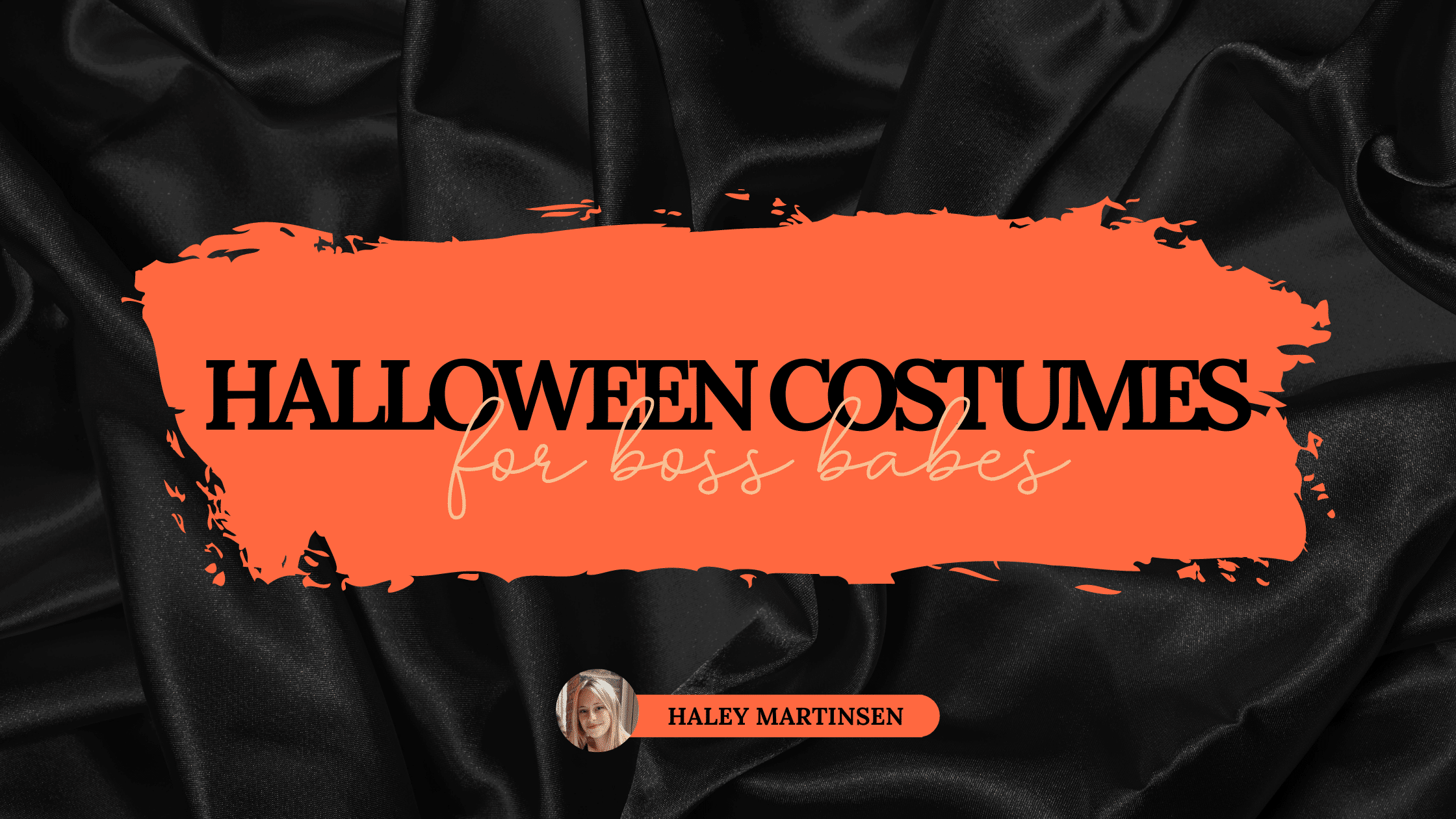 Halloween Costumes for Boss Babes