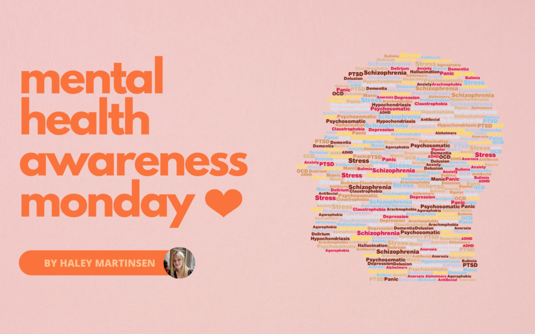 Mental Health Awareness Monday