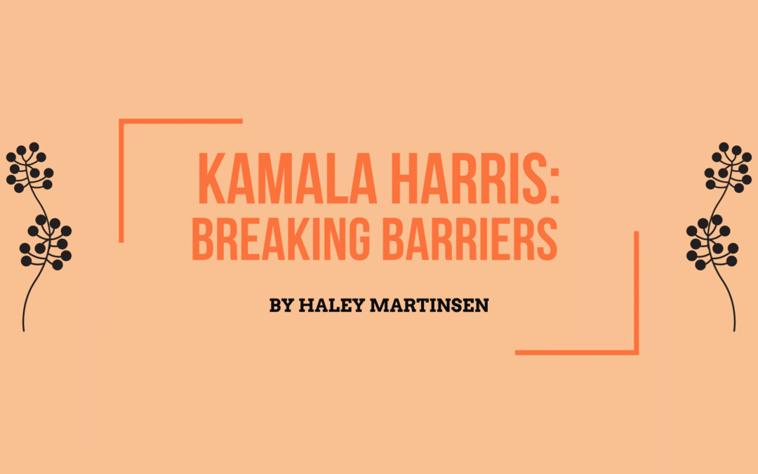 Kamala Harris: Breaking Barriers